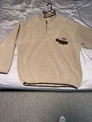Patagonia Synchilla Men's XXL brown pullover fleece for Sale in Mount Airy, MD