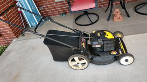 """22"""" Push Lawn Mower with Bagger for Sale in Colliers, WV"""