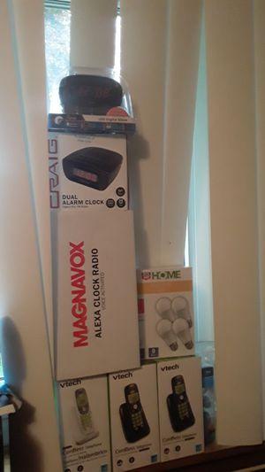 Funco pops. . Alexa radio. Vtech phones...many misc items for Sale in Buffalo, NY