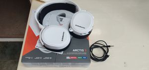 SteelSeries Arctic 3 All-platform Gaming Headset for Sale in Jacksonville, NC