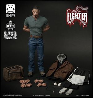 """Worldbox Toys 1/6 Scale Boyka: Undisputed aka """"The Fighter"""" for Sale in San Diego, CA"""