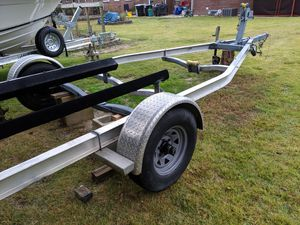 2012 caravan trailer aluminum Good tires brakes sp are $1,100 firm for Sale in Berlin, NJ