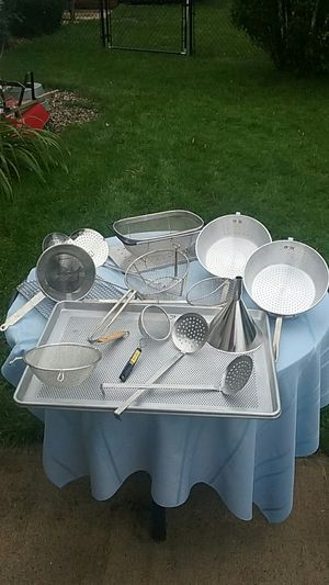Cooking Equipment with holes for Sale in Roseville, MN