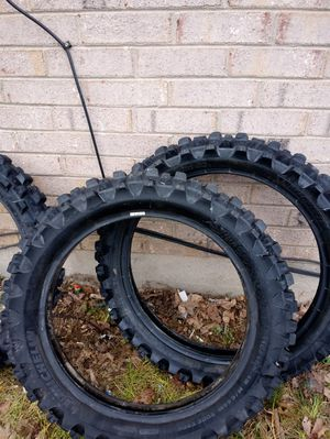 Twomotorcycle tires for Sale in Lexington, KY