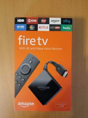 Brand New Amazon Fire TV 4k Box for Sale in Anaheim, CA