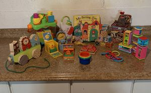 Baby/Toddler toy lot for Sale in Buffalo, NY