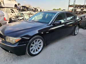 2003 BMW 745I PARTING OUT for Sale in Fontana, CA