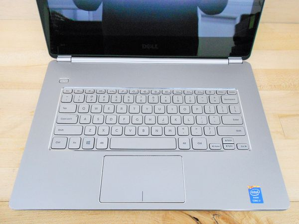 Dell laptop touchscreen i7