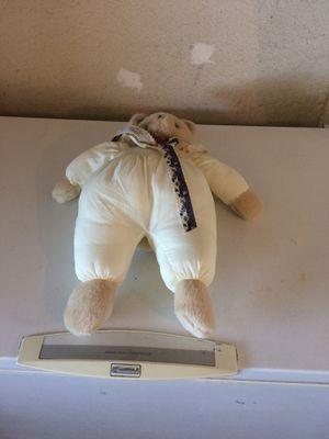 Stuffed girl bear for Sale in Palmdale, CA