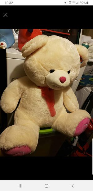 Huge teddy bear for Sale in Vancouver, WA