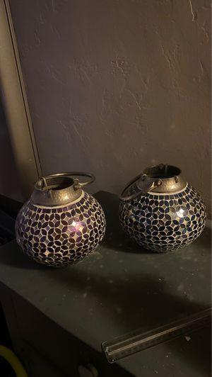Beautiful mosaic lanterns for Sale in San Diego, CA