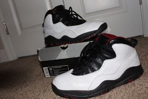 2012 Air Jordan Chicago 10s for Sale in Rockville, MD