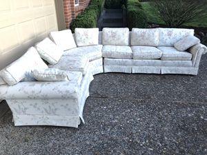 Sofa: Ethan Allen for Sale in Beaverton, OR