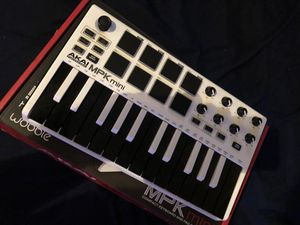 MPK Mini akai Keyboard for Sale in Washington, DC