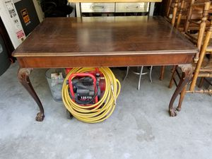 Antique Dinning table for Sale in Salinas, CA