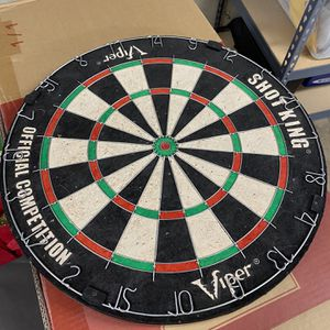 Shot King Dart Board for Sale in McLean, VA