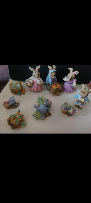 Mervyn's Bunnies Collection Vintage 1992 for Sale in Santa Clarita, CA