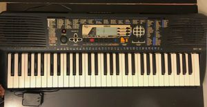 Yamaha PSR-195 keyboard. High quality. Used but works perfect! Great sound. for Sale in Midlothian, VA