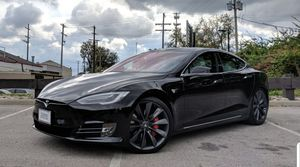 2012-2017 Tesla Model S Front end parts. USED for Sale in San Diego, CA