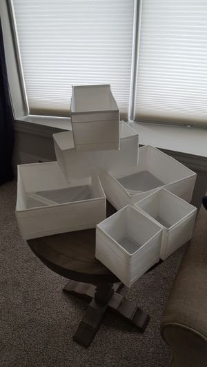 Six new collapsible storagecubes for Sale in Allen Park, MI