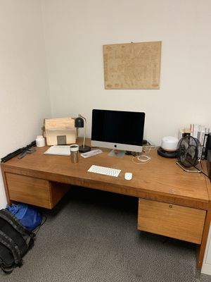 Sturdy Wood Desk for Sale in Arvada, CO