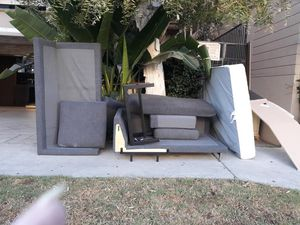 FREE IKEA L SHAPED COUCH GOOD CONDITION for Sale in West Hollywood, CA