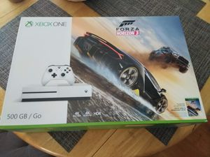 Xbox one S 500GB Forza horizon 3 bundle NEW sealed box Price NOT NEGOTIABLE, this exact bundle is currently selling on Amazon for $339! for Sale in Fort Lauderdale, FL