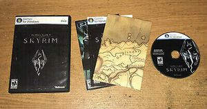 Skyrim for windows PC for Sale in Greenwood, IN