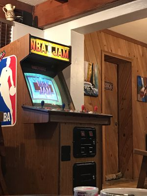 Original NBA JAM 4 Player Arcade Game for Sale in Miami, FL