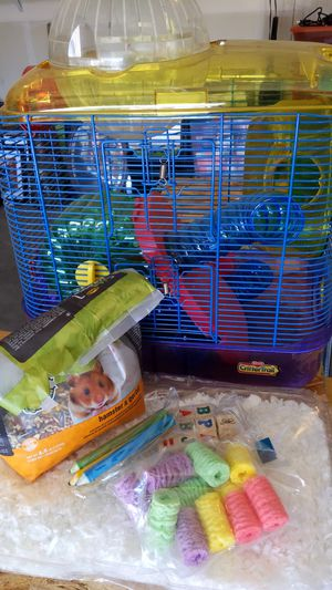 Hamster / Critter cage for Sale in Pasco, WA
