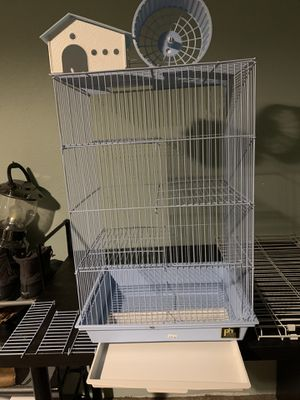 Hamster/rat/mice cages and accessories. for Sale in Aberdeen, WA