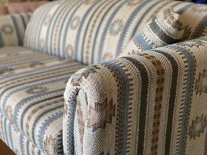 La-Z-Boy Pull Put Sleeper Sofa Southwestern Style for Sale in Merritt Island, FL