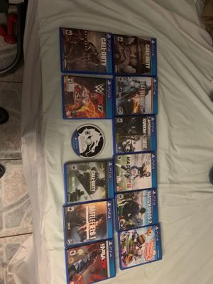 A Lot of Sony PlayStation PS4 games for Sale in Pompano Beach, FL