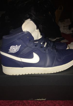 Jordan 1 Retro Obsidian Good Condition for Sale in Toledo, OH