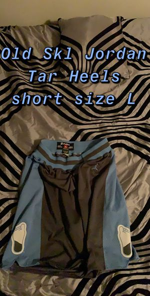 Michael Jordan North Carolina Tar Heels Bball shorts for Sale in Carrollton, TX
