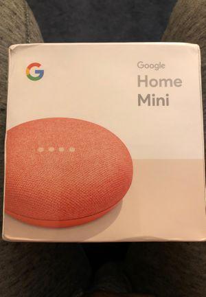 Google Home Mini (New) for Sale in Dover, DE