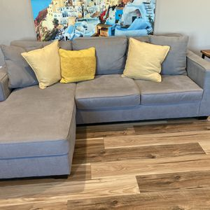 Grey Sectional for Sale in Alpine, CA