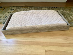 Changing table topper for Sale in Orinda, CA