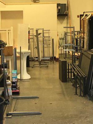 ◾️💥 retail furniture business equipment tables hanger racks hangers shelves cabinets Metal racks metal shelves decorative lights 💥◾️ FEEL⚠️ FREE ⚠️TO for Sale in Avondale, AZ