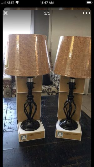Table lamps 🖤 for Sale in HAWAIIAN GARDENS, CA