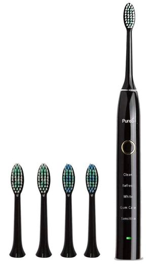 New in box Sonic Electric Toothbrush Travel Rechargeable for Superior Dental Hygiene Daily Clean, Gum Care, Sensitive, Whitening, and Deep Clean Oral for Sale in Katy, TX