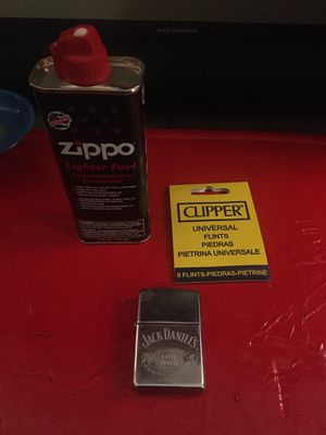Jack Daniels zippo for Sale in Colton, CA