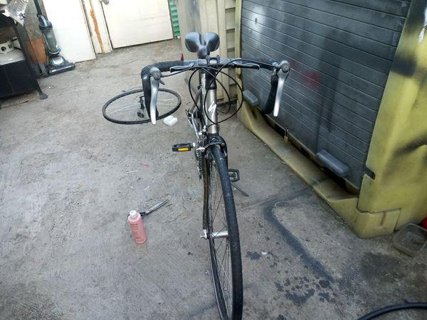 Sequoia specialized aluminum bike