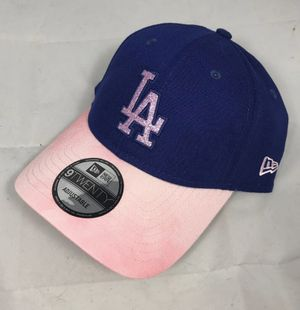 LOS ANGELES DODGERS WOMENS ADJUSTABLE PINK GLITTER LOGO for Sale in Tempe, AZ