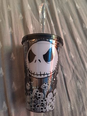 The nightmare before christmas reusable cup for Sale in Stockton, CA