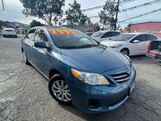 2013 Toyota Corolla for Sale in Corona,  CA