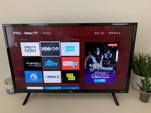 New TCL Roku TV 32 inch for Sale in Clovis, CA