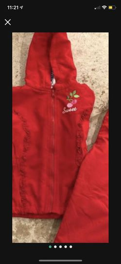 Girl Size 4T Snow Suit Smoke And Pet Free for Sale in Taunton, MA