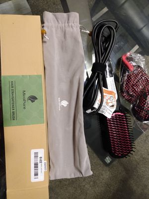 BRAND NEW!!!!Instyler max prime wet/micropure hair straightener for Sale in Mesquite, TX