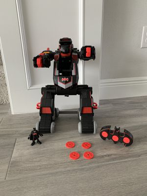 Imaginext DC Super Friends RC Transforming Batbot for Sale in Lakewood Ranch, FL